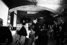 Burlesque show La Femme, with Therese Rosier, photo by Murhaaya