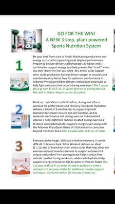 Arbonne Phytosport!  Add it to your workout regime. Pure, Safe and Beneficial!