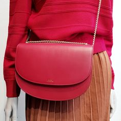 red like Love ❤️🌹 Happy Valentine! #red #sweater #bag #APC #paris @#redbytheapartmentstore #badenerstrasse 75 #red #secondseason #outlet #sale #singlepieces #reduced #lowprice #wheresaleneverends #theapartmentstore #apartment #apartmentstore #zurich #fashion #zurichfashion Second Season, Apc, Zurich, Saddle Bags, Paris, Sweater, Store, Fashion, Moda