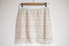 DIY BRIGHTLY LINED LACE MINI SKIRT « a pair & a spare