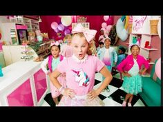 JoJo Siwa - Kid In A Candy Store (Official Video) I have watched this over and over again! I can't wait for hold the drama!