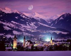 Kitzbuhel, Austria  the Wattenbargers live nearby
