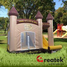 Bezpečné skákací hrady REATEK, certifikace ČSN EN 14960