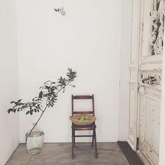 Cloth&cross✽✽✽もちろん行きます♡ 素敵がすぎます♡こうゆう大きな枝をしつらう素敵な花器を探し中* (Ü*ૢ) ♪♪…