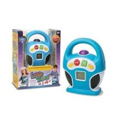 Blue Hat Toy Company Little Tunes MP3 Player by Blue Hat Toy Company. $119.98. Bring the wonderful world of music to your child with the Little Tunes Digital MP3 boom box. Interactive toy boasts 20 pre-recorded songs for children to enjoy right out the box. Let your little ones enjoy some tiny tunes of their own! Blue Hat's fun, colorful MP3 boom box is ready for playtime with kid-friendly controls and an working LCD display ? just like what mom and dad listen to! Model 1617011.