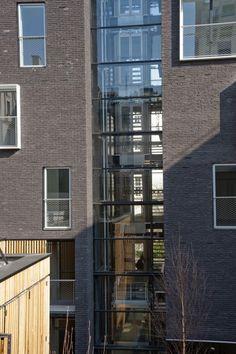Lan archictectes, résidence étudiante, Paris