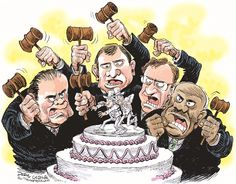 Cagle cartoon: Gay marriage and the Supreme Court - The Idea Log Marriage Cartoon, Us Supreme Court, Entertainment Sites, Political Cartoons, Gay, Joker, Politics, Fictional Characters, The Joker