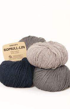 Bomull-Lin Cotton & Linen ~ DROPS Design