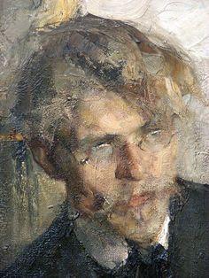 Nicolai Fechin- Detail