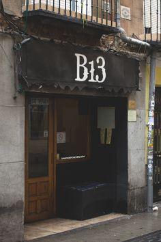 B13: Restaurante Vegano en Madrid (España)