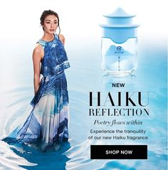 Haiku Perfume- SPECIAL OFFER:  Free Full-Size Perfumed Skin Softener, Shower Gel and Body Lotion with each Perfume Purchase.  #fragrance #Perfume #Sales #AvonRep #haikuperfume  See it here: https://yourbeautifulselfblog.com/haiku-perfume/?utm_content=bufferedef8&utm_medium=social&utm_source=pinterest.com&utm_campaign=buffer