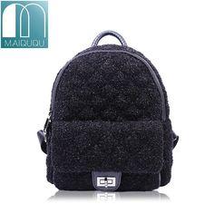 644b5b3cfc9a Aliexpress.com   Buy MAIDUDU PU amp Microfiber Synthetic Leather Womens  Backpack 2018 New Ffashion