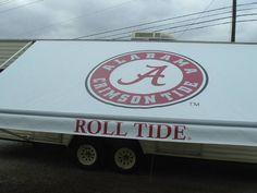 Rv Life, Alabama Crimson Tide, Roll Tide, Camping, Football, Fun, Ideas, Campsite, Soccer