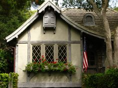 Casa de Suenos cottage, Carmel, California