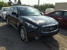 Salvage For Sale Infinity Suv, Models For Sale, Car Detailing, Auction, Vehicles, Car, Vehicle, Tools