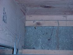Signs of Termite Infestation   Termite Infestation Pictures Signs Of Termites, Types Of Termites, Home Inspection, Pictures, Photos, Grimm