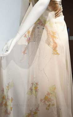 Evening gown Holly's Harp 1974