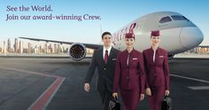 Join the Qatar Airways crew by seeing our latest events in December 2015.