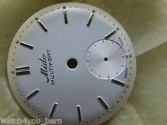Mido Multifort Zifferblatt mit Zeiger NOS - like new Ebay Stozr-Shop watch4you_bern