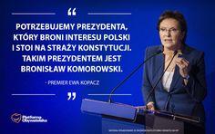 """Premier Ewa Kopacz w programie """"Gość Radia ZET"""", 21 listopada 2014."""