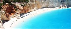 λευκαδα εγκρεμνοι Greece, Beach, Places, Water, Travel, Outdoor, Greece Country, Gripe Water, Outdoors