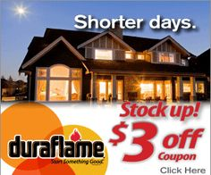 HOT $3 Duraflame Coupon