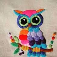 embroidery that inspires Mexican Embroidery, Bird Embroidery, Hand Embroidery Designs, Cross Stitch Embroidery, Embroidery Patterns, Machine Embroidery, Bargello, Fabric Painting, Needlework