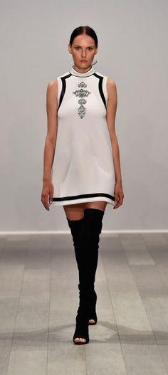 AUS: Mariam Seddiq - Runway - Mercedes-Benz Fashion Week Australia 2017