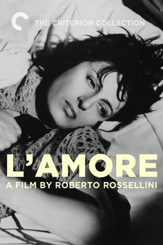 Roberto Rosselini directs Anna Magnani in two short films about love and lonliness. In the first, a woman makes a last-ditch attempt to save her relationship over the phone. In the second, a peasant woman believes she is pregnant with the son of God. Roberto Rossellini, Anouk Aimee, Anna Magnani, Watch Tv Online, Relationship Over, The Criterion Collection, Lonliness, Watch Tv Shows, Son Of God