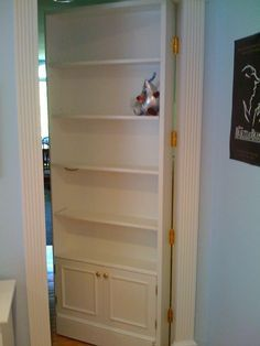 Bookcase Door 2