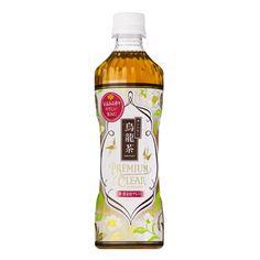 サントリー ウーロン茶 <プレミアムクリア> - 食@新製品 - 『新製品』から食の今と明日を見る!
