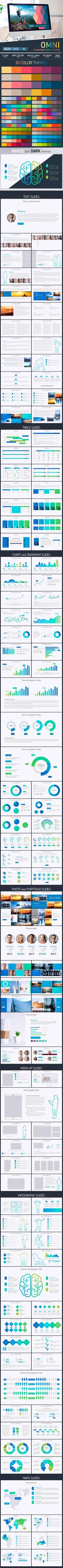 Omni - Powerpoint presentation Template #slides Download: http://graphicriver.net/item/omni-powerpoint-presentation/14459240?ref=ksioks