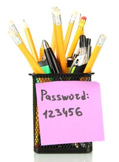 These Are The Worst Passwords of 2014.
