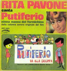 Rita Pavone canta Putiferio