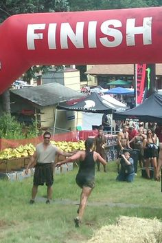 spartan race! tuxedo ridge, NY... the most grueling 3.2 miles you can ever imagine