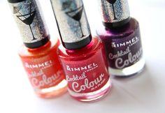 Rimmel Strikes Again: Cocktail Colour Nails