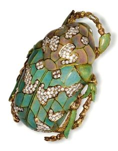 lgiz Fazulzyanov (Ильгиз Фазулзянов) Modern art nouveau Scarab