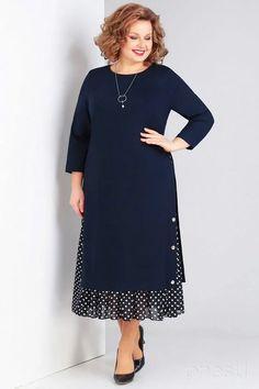 Mature Fashion, 60 Fashion, Fashion Sewing, Plus Size Fashion, Fashion Dresses, Womens Fashion, Spring Dresses Casual, Dressy Dresses, Plus Size Maxi Dresses