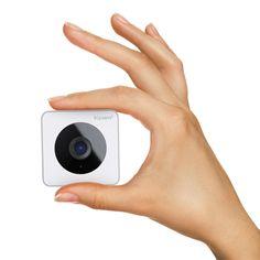 Indoor W-Fi security camera kit   Y-cam