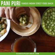 Tasty Vegetarian Recipes, Spicy Recipes, Cooking Recipes, Snacks Recipes, Cooking Tips, Easy Indian Snacks, Indian Dessert Recipes, Indian Recipes, Puri Recipes