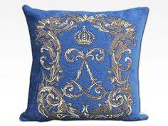 Tapestry Cushion - King Ludwig II.