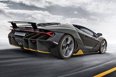 Lamborghini Centenario (Genf 2016)