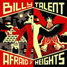 Billy Talent - Afraid of Heights (Signed Edition) (CD)