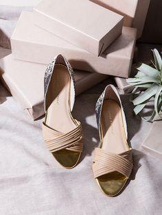 Loeffler Randall Spring 2015 sandal.