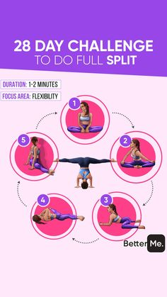 The yoga workout that helps you to become flexible and slim is right below! You need 30 days to see visible results! Try and enjoy! A perfect body is not the only dream but reality! Gym Workout For Beginners, Abs Workout For Women, Ab Workout At Home, Gym Workouts, At Home Workouts, Cheerleading Workouts, Gymnastics Workout, Cheerleader Workout, Yoga Videos