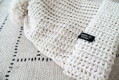 Lämmin ilo: Virkattu pipo // OHJE Drops Design, Crochet Fashion, Christmas Diy, Knit Crochet, Pullover, Knitting, Crafts, Manualidades, Tricot
