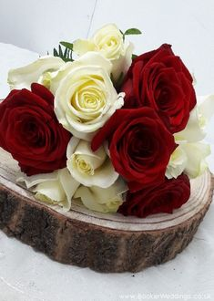 White and red rose bouquet. Wedding Flowers Liverpool, Merseyside, Bridal Florist, Booker Flowers and Gifts, Booker Weddings Red Rose Bouquet, Rose Wedding Bouquet, White Wedding Flowers, Vera Wang Wedding, Wedding Bride, Our Wedding, Bride Bouquets, Bridesmaid Bouquets, Wedding Flower Decorations