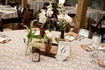 Bottles and arrangements