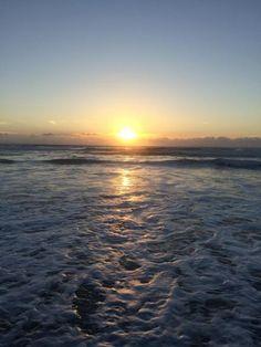Breathtaking Satellite Beach, FL Sunrise • 5.28.2016 in SATELLITE BEACH, FL on May 27, 2016