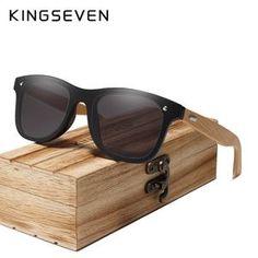 b7b5e9e5afc Bamboo Polarized Sunglasses UNISEX Wooden Sun glasses Brand Original Front  New Full front design come in 5 COLORS
